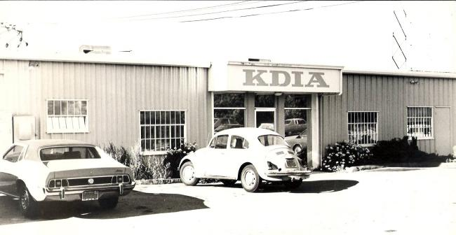 KDIA 1310 Studios and Transmitter