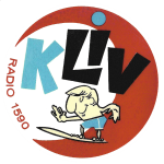 KLIV Norman Decal (Circa 1966)