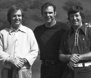 Mike Cleary, Daryle Lamonica and Mike Cleary (1975)