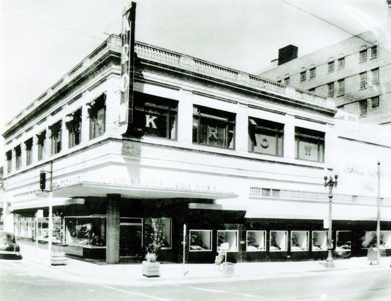 KROW Radio Center Building, Oakland