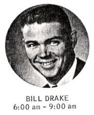 Bill Drake at KYA, 1961