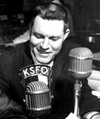 Lon Simmons of KSFO (c. 1960)