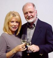 Mary Ann and Mike Cleary (2004)