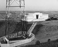 KYA Transmitter On Candlestick Hill