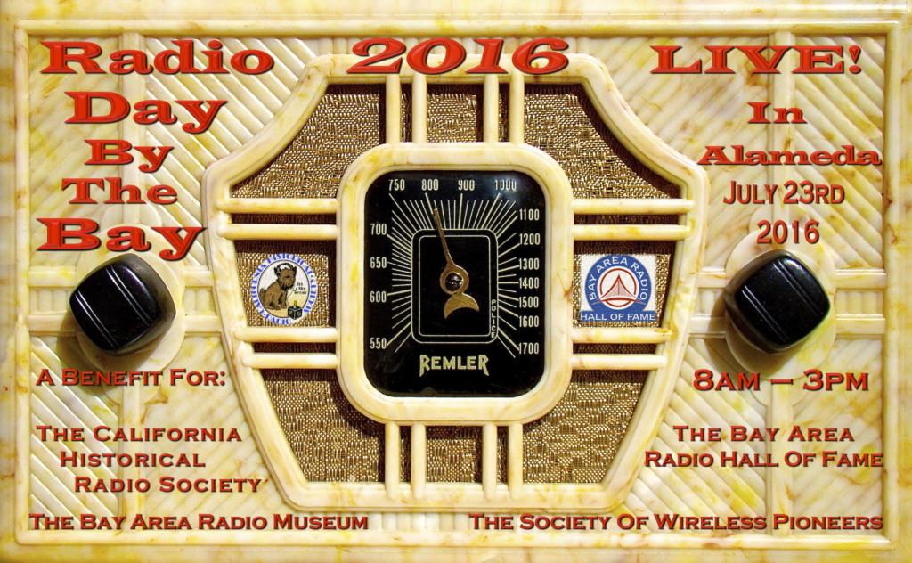 Radio Day By The Bay 2016 RADIO base