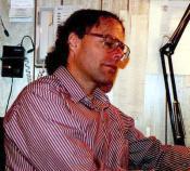 Eric Meece at KKUP/Cupertino