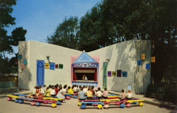 The Puppet Theater at Children's Fairyland, Oakland