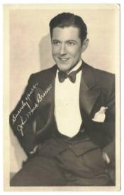 John Mack Flanagan was named for the Western movie legend John Mack Brown.
