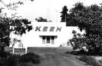 Original KEEN Transmitter Site, Old Oakland Highway, 1976 [Click to enlarge]