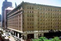 The Palace Hotel was KSFO's home from 1938 to 1943.