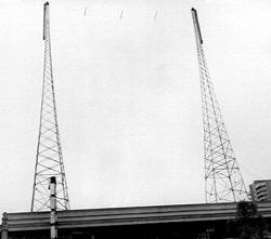 "The KFI ""antenna"" ... in San Francisco!"