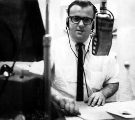 Ron Lyons at KNBR (1965)