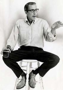 Don Sherwood of KSFO (1969 Photo)