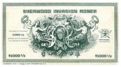 Sherwood Invasion Money